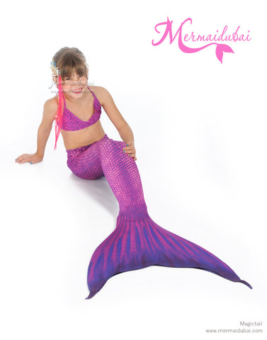 Sirene Mermaid Tail Full Set Size S