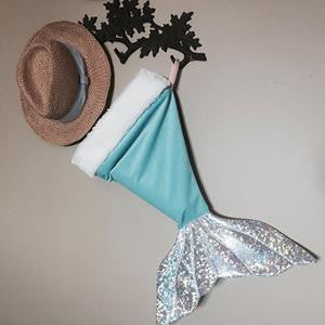 Christmas Hat or Mermaid tail Stocking