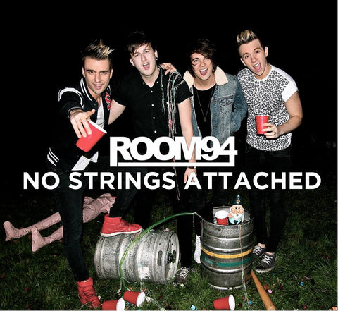 ROOM 94 No Strings Attached Album