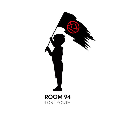 ROOM 94 Logo Sticker from The Lost Youth Tour