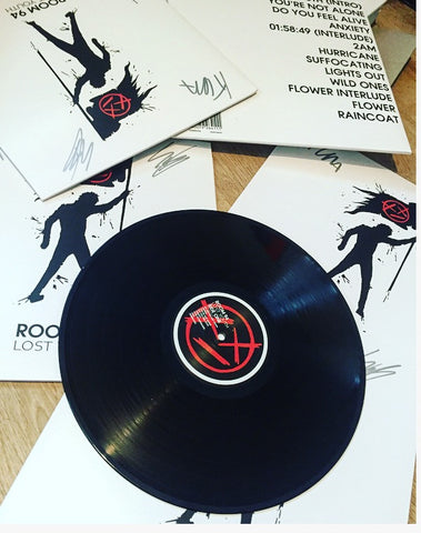 "ROOM 94 Signed ""Lost Youth"" Vinyl *LIMITED*"