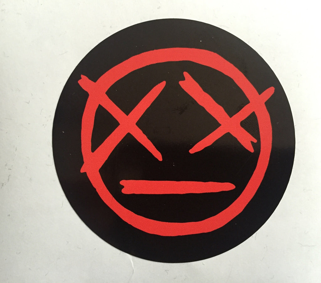 Lemon Clothing - ROOM 94 Logo Sticker from The Lost Youth Tour