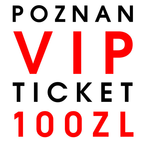 Live in Poznan // VIP ONLY!!