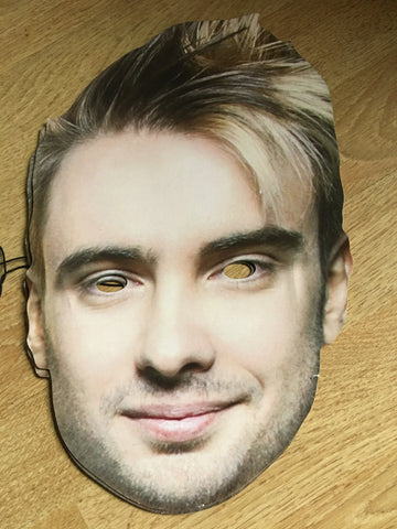 ROOM 94 Band Member Face Mask