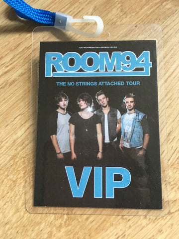 ROOM 94 Souvenir VIP Tour Laminate from NSA Tour
