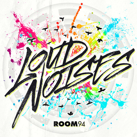 ROOM 94 LOUD NOISES EP