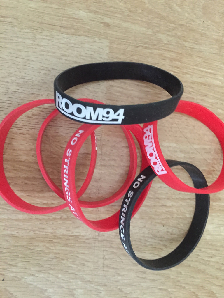 Lemon Clothing - Silicone ROOM 94 Wristband NSA