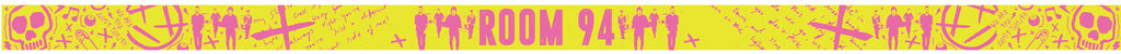 Lemon Clothing - ROOM 94 Wristband