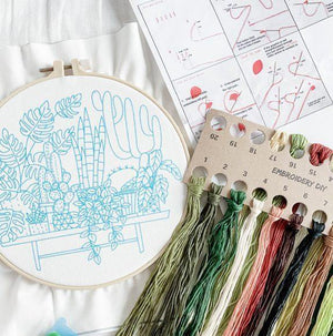 How to Get Started with Embroidery