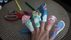 Finger Puppets - Under the Sea