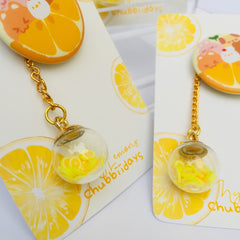 Mylemons Button Pin