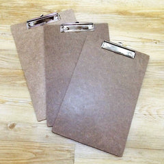 Plain Clipboards