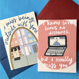 Quarantine Greeting Cards - The Craft Central