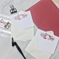 Cream Baronial Envelope 10s