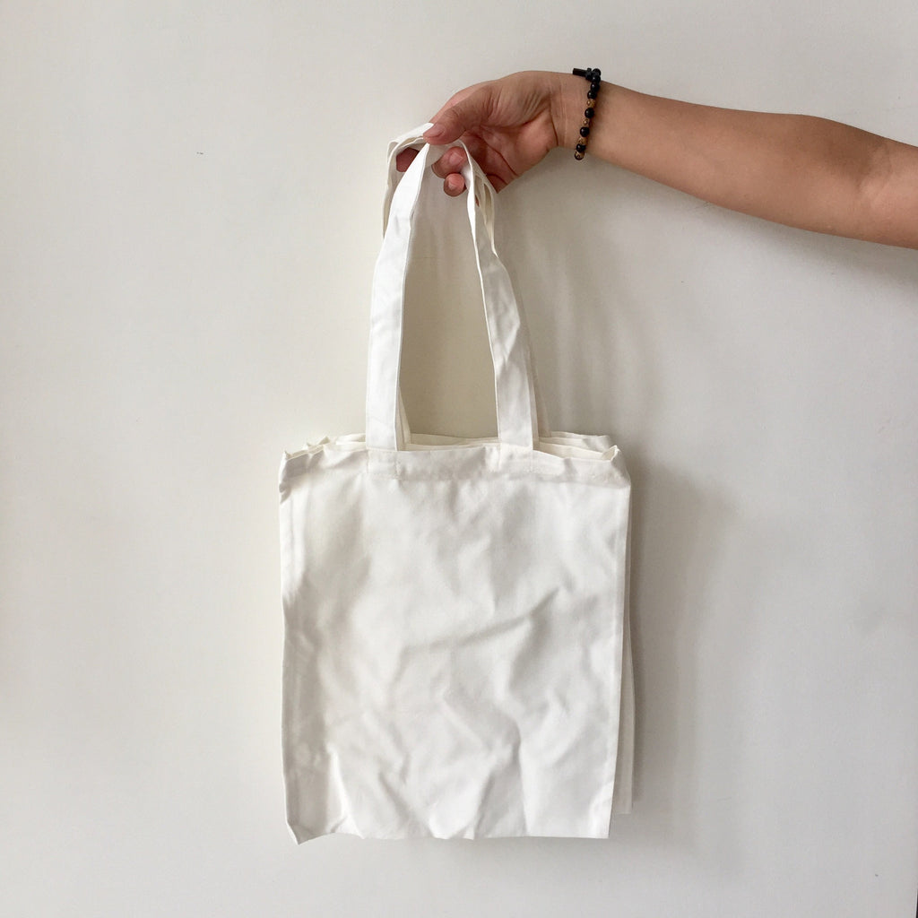 Plain Canvass Bags