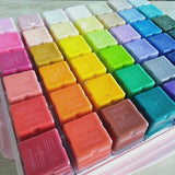 Miya Himi 42 colors x 80ml gouache set