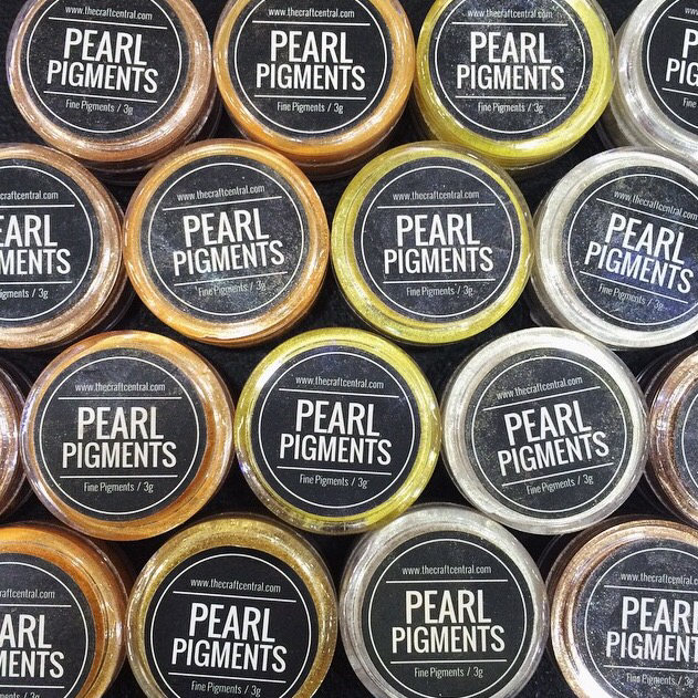 Pearl Pigments - 3g