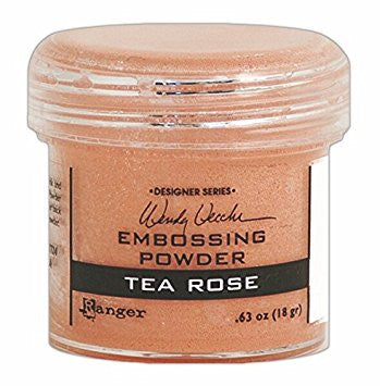 RANGER Embossing Powder -Tea Rose