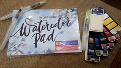Watercolor Pad