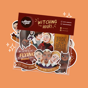 Witching Hour Sticker Set