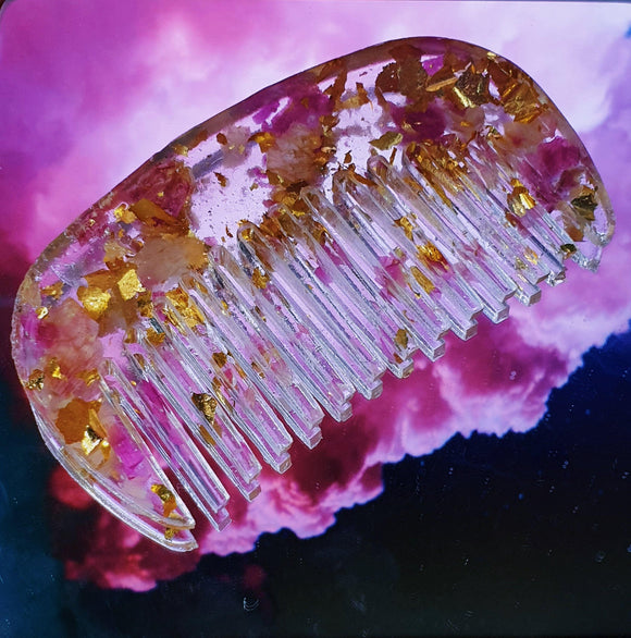 Resin Comb - The Craft Central