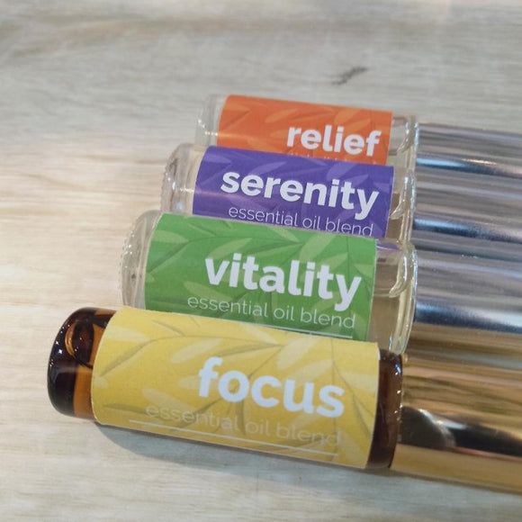 VITALITY Essential Oil Blend - The Craft Central