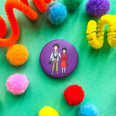 Encounter Button Pin