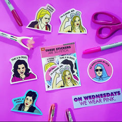 Mean Girls Sticker Pack - Fandom Feels