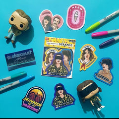 Stranger Things Sticker Pack - Fandom Feels
