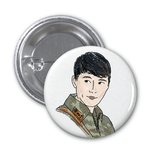 Crash Landing On You Button Pins
