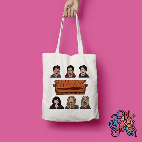 FSH FRIENDS Tote
