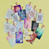 Ink Scribbler Bookmarks
