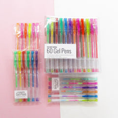 Gel Pens Set of 60