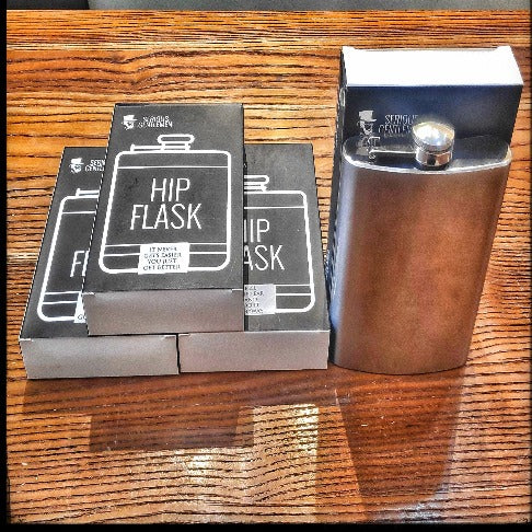 SRG HIP FLASK