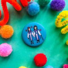 Hwarang Button Pin