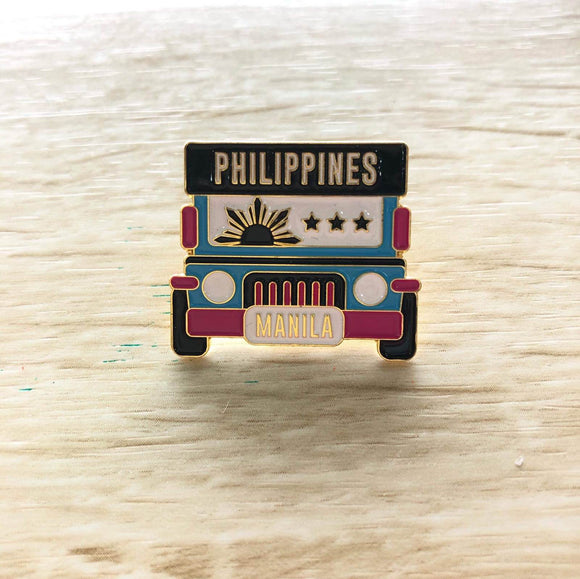 JEEP Enamel Pins