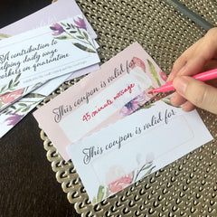 Mother's Day Coupon Book Printable