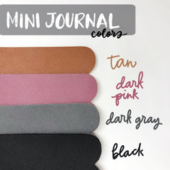 Make Your Own Mini Journal