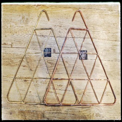AMV Triangle Wire Grid - The Craft Central