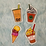 Sweet Sticker Pack by Lady Midori