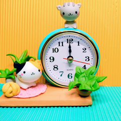 Online Workshop: Air Dry Clay Clock