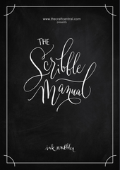 Scribble Manual E-book Brown Cover