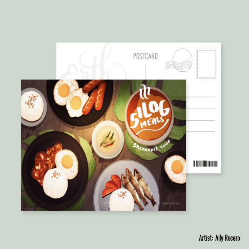 Silog Meals Breakfast Club - Ally Rocero