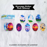 Skyscapes Sticker Pack by Klerneps