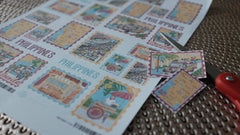 PH Stamps - Printable Stickers