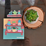 Succulents Sticker Pack