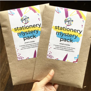 Stationery Mystery Pack