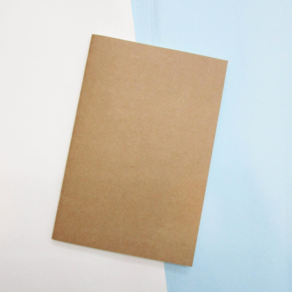 A5 Plain Notebook