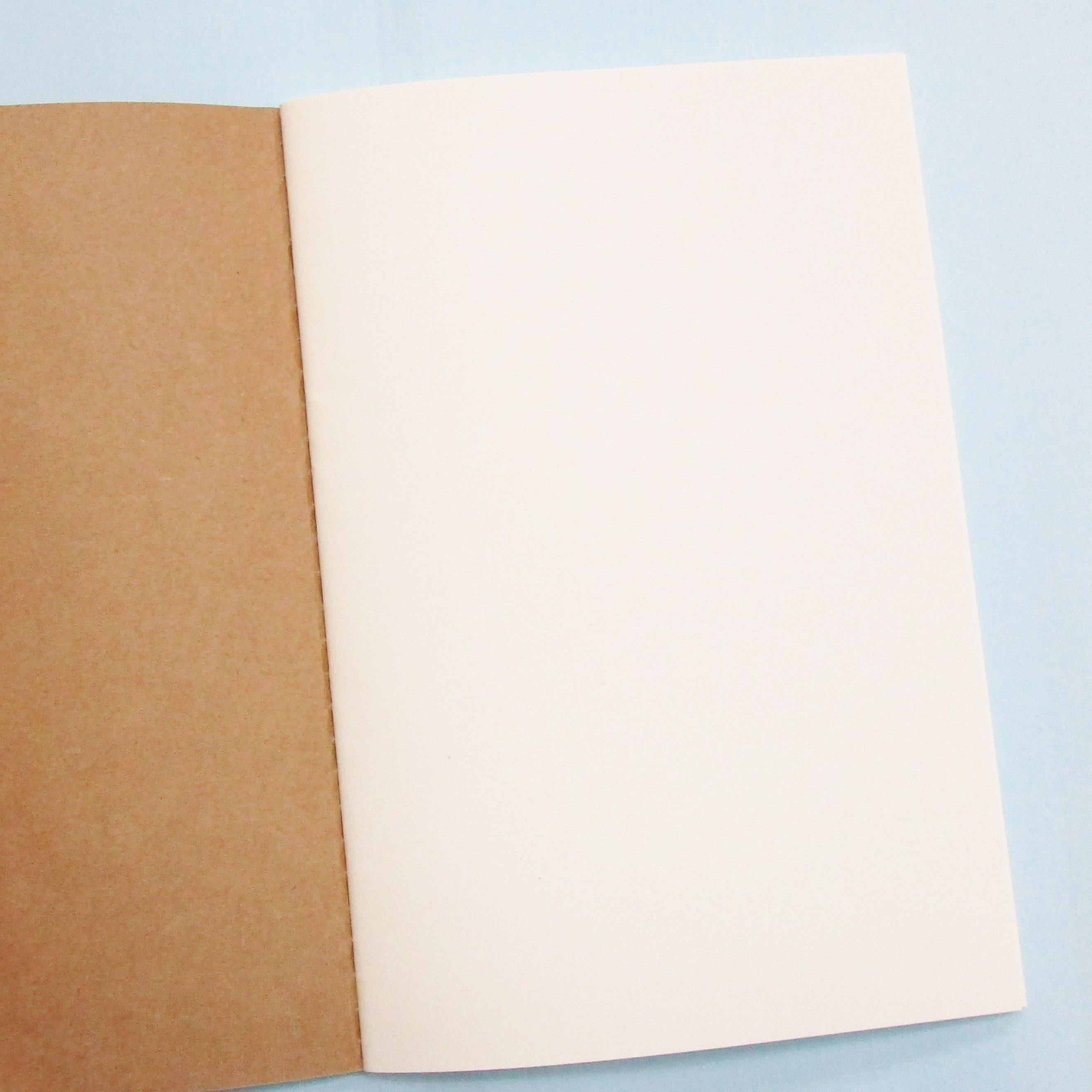 A5 Plain Notebook - The Craft Central