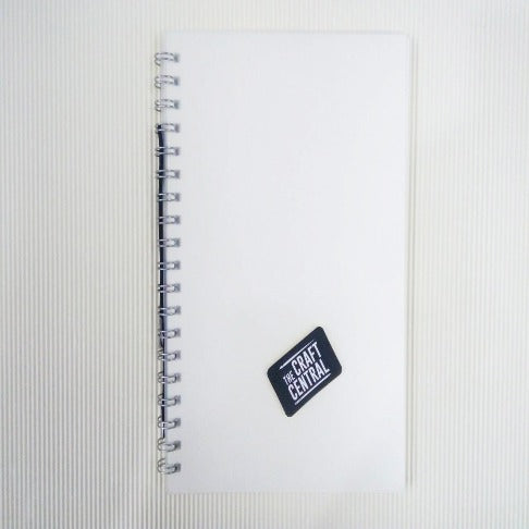 Frosted Notebook B5